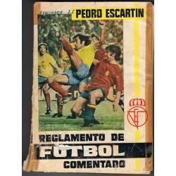 Reglamento de Fútbol comentado