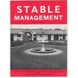 Stable Management Oct/Nov...