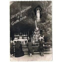 Postal de Lourdes. La...