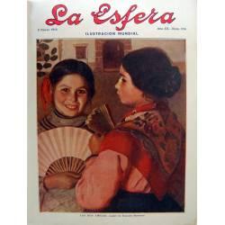 Recorte Revista La Esfera...