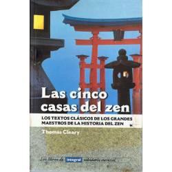 Las cinco casas del zen -...