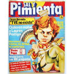 Sal y Pimienta Nº 34. Mayo...