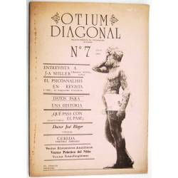 Otium Diagonal Nº 7. Julio...