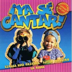 Ya sé Cantar. CD