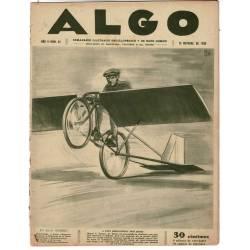 Revista Algo. Año II Nº 83....