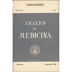 Anales de Medicina Vol....