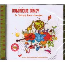 Dominique Dimey - Le temps...