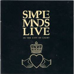 Simple Minds Live in the...