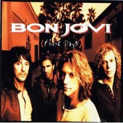 Bon Jovi - These Days. CD