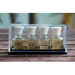 Set de 4 Perfumes Bachs...