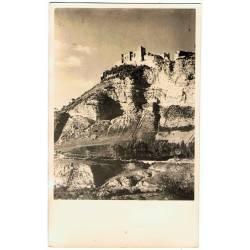Antigua foto de castillo 1958