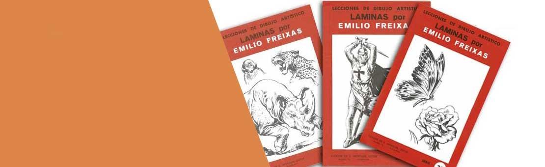 Láminas por Emilio Freixas